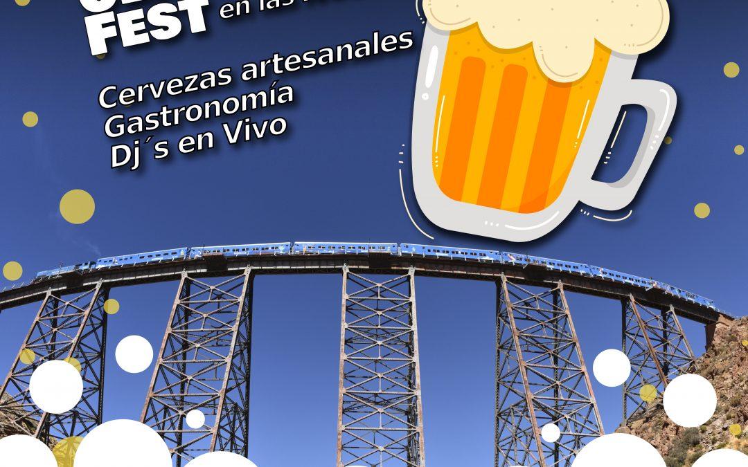 Cerveza Fest en las Nubes